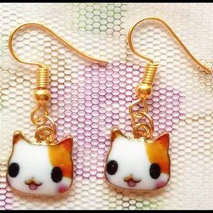 Coming Soon!! New Cat Earrings